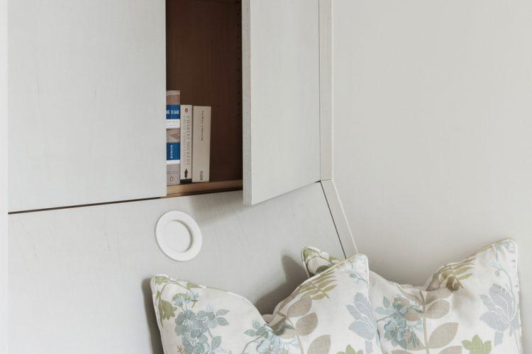 Einbaumöbel Wien-lasierte Birkenholz Möbel-maßgeschneiderte Möbel Wien-Möbel Design Wien
