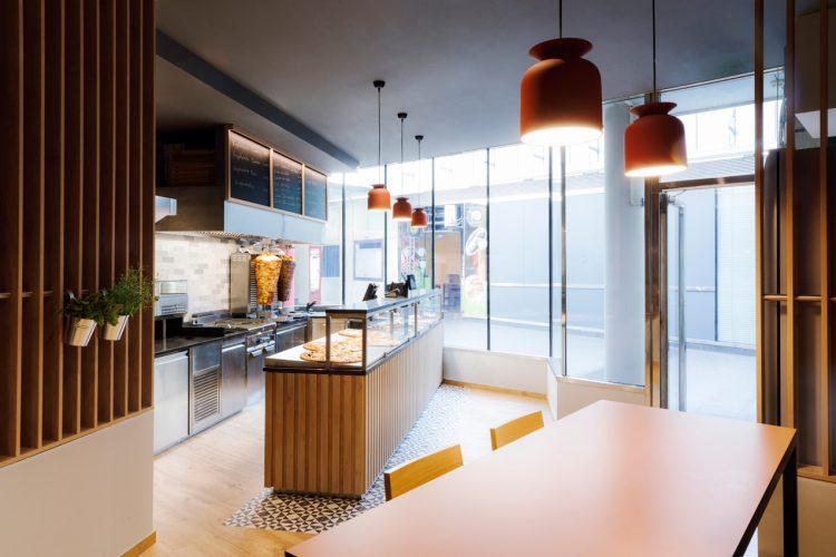 Restaurant Lokal Interior Design Wien